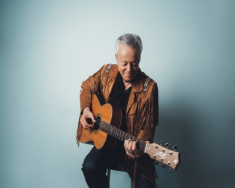 Tommy Emmanuel plays the Great American Music Hall, January 12th