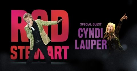 Rod Stewart and Cyndi Lauper to play the Bay Area | Music in SF
