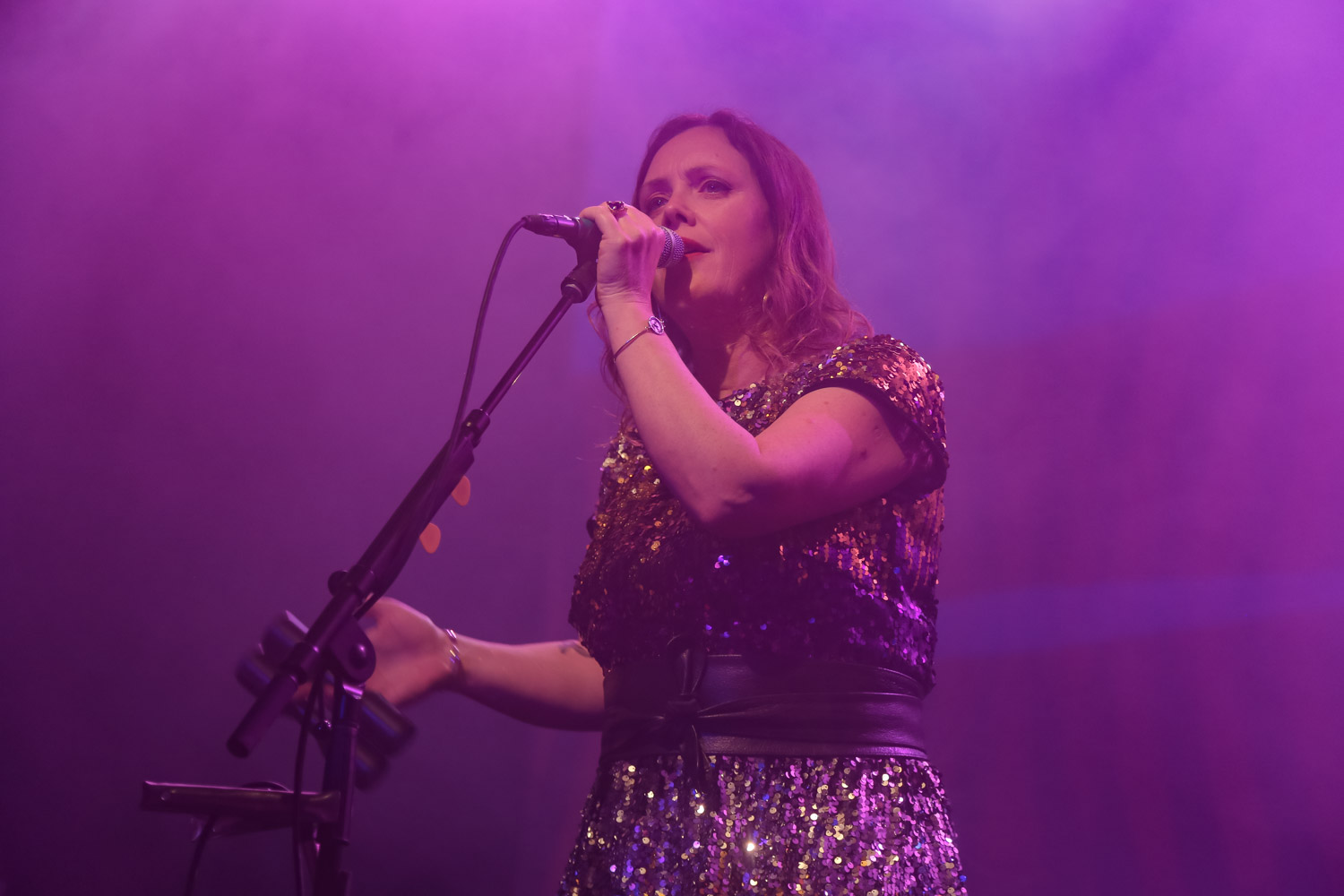 Slowdive at the Fillmore on May 31, 2018
