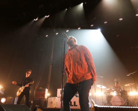 Liam Gallagher at the Masonic in San Francisco