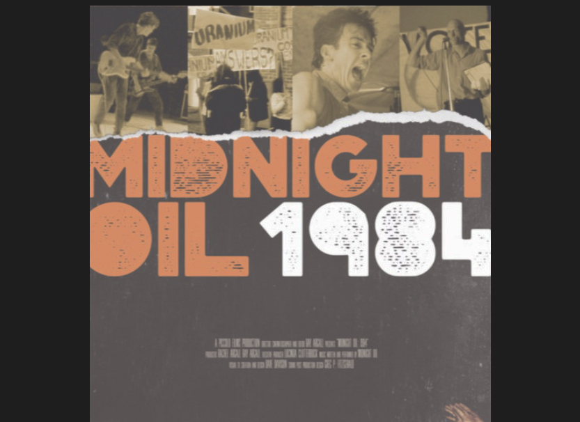midnight oil movie