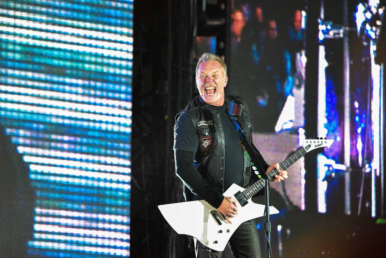 Metallica and Janet Jackson Headline Dreamfest/UCSF Hospital