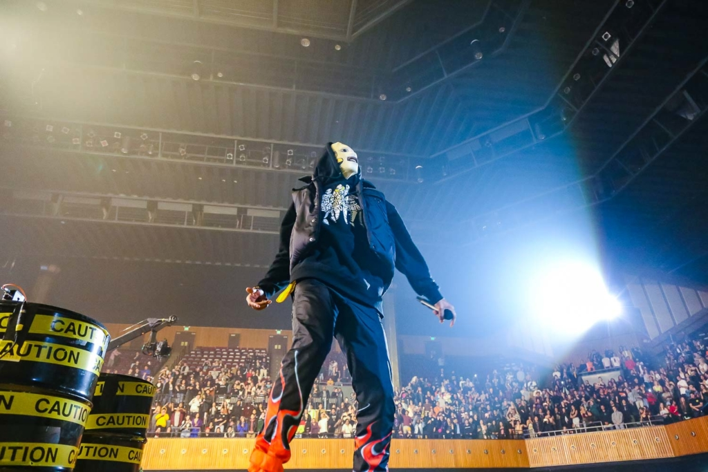 A$SAP Rocky performing at the Bill Graham Civic Auditorium in San Francisco