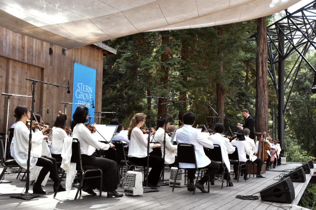 Stern Grove Festival 2020.Stern Grove Announces Lineup Headliners Include Digable