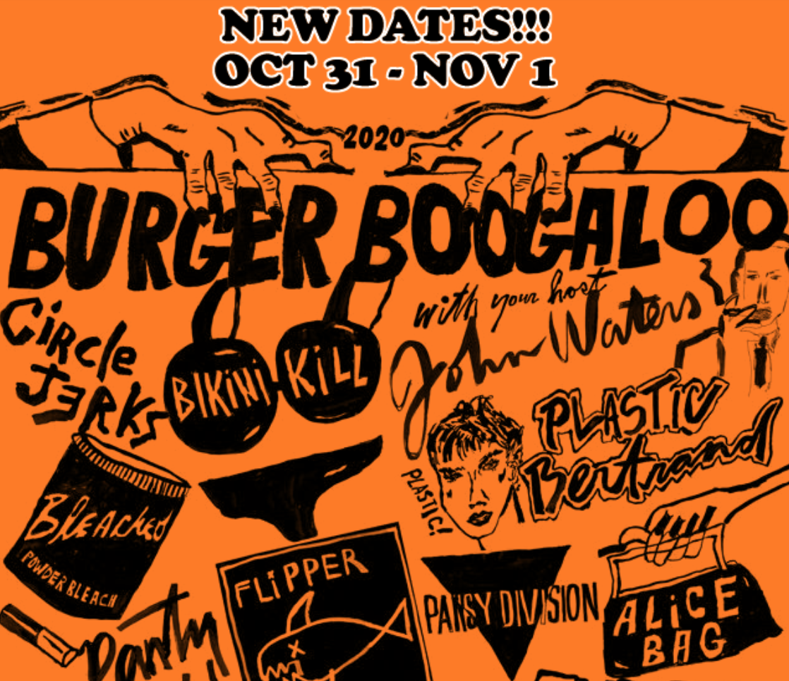Clip Music From Halloween 2020 Burger Boogaloo Officially Moves To Halloween Weekend With Same